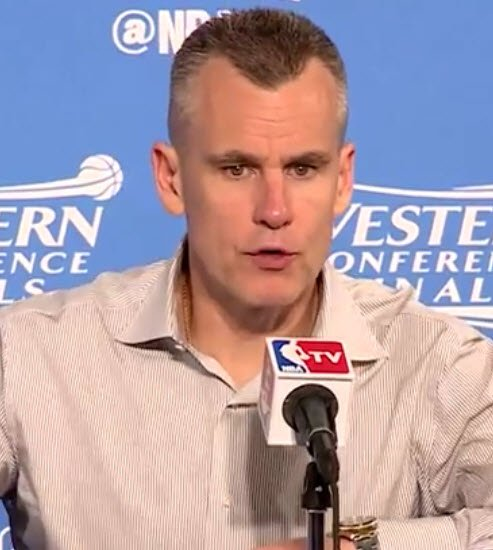 Billy Donovan OKC Thunder Crunch Time Plays