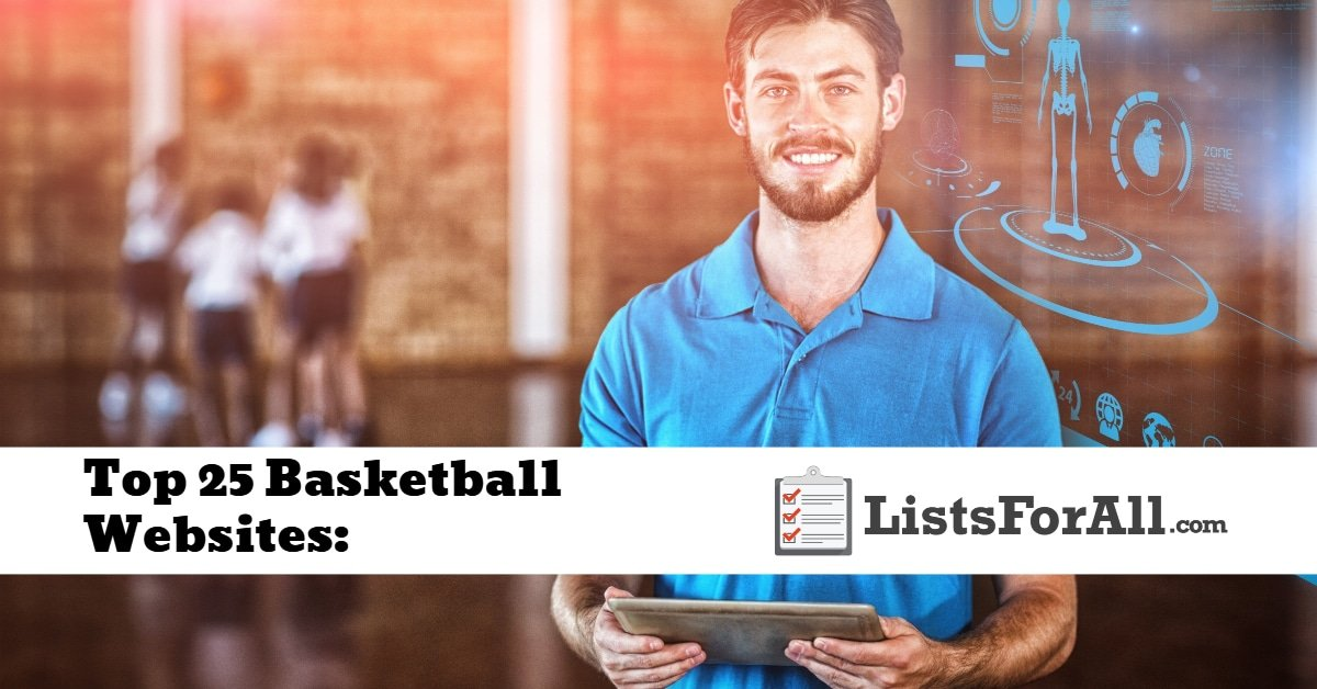 Top 25 Basketball Websites (1)